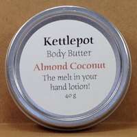 Pre-Scented Body Butter