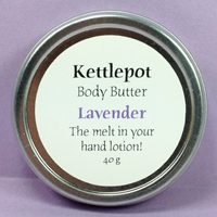 Lavender Fields Body Butter