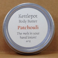 Patchouli Body Butter