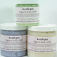 Sugared Body Polish 4 oz