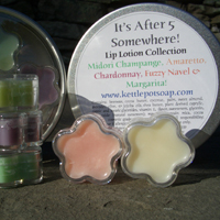 It's After 5 Somewhere! - Daisy Pot Lip Lotion Collection