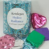 Hydro-Radiance Shower Bar Combo!