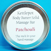 Patchouli Massage Bar