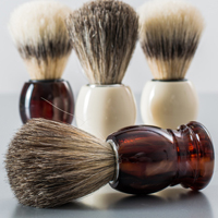 That Was Close! Shaving Soap (Bay Rum)