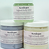 Pre-Scented Sugared Body Polish 4 oz